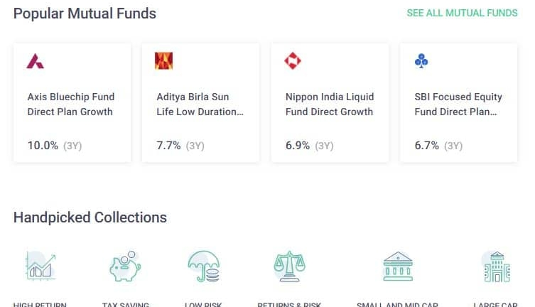 Best Mutual Fund app India for Direct Investment
