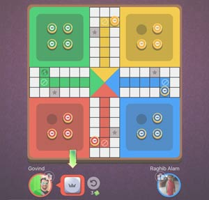How to win in ludo star