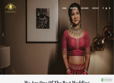 Unscripted Stories wordpress website design by freelancer siddhesh lads