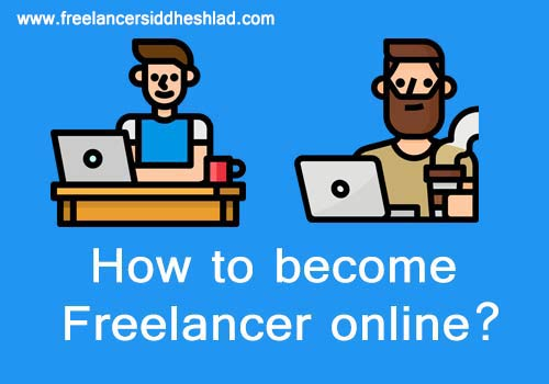 How to become freelancer?